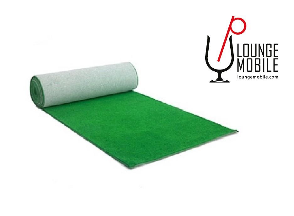 Tapis gazon vert gala 10 39 tapis poteaux et all es les productions c l brason site officiel - Tapis vert imitation gazon ...